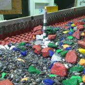 Erosione presso le pile